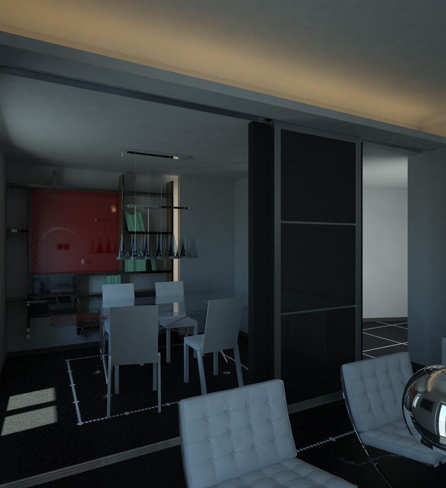 Genova b house for B house
